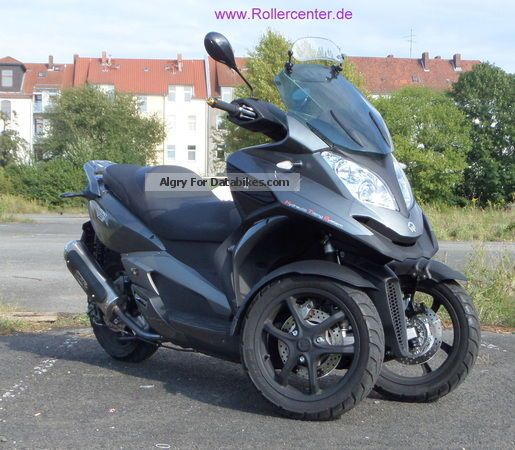2013 Other  Quadro 350D 350D Motorcycle Scooter photo