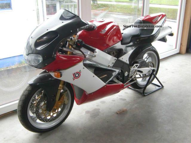 2003 Bimota  SB8R Motorcycle Sports/Super Sports Bike photo