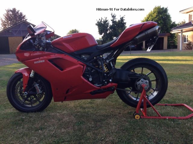 Ducati 1198s Racing Sport Bike: 2012 Ducati 1198