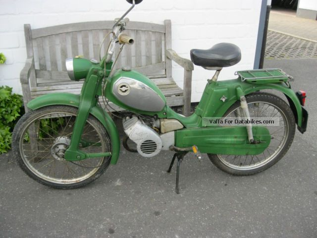 Zundapp  Zündapp moped 50 climbers 1973 Vintage, Classic and Old Bikes photo