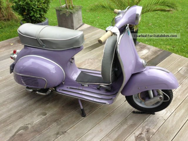 Vespa  VNB 5 T 1962 Vintage, Classic and Old Bikes photo