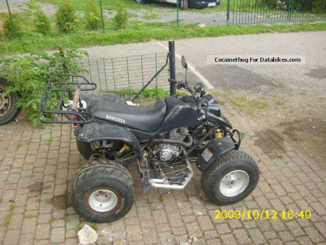 Barossa  RAM150 cc 2002 Quad photo