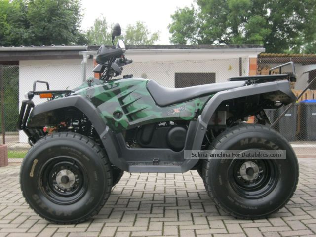 2007 Other  Bujang Motorcycle Quad photo