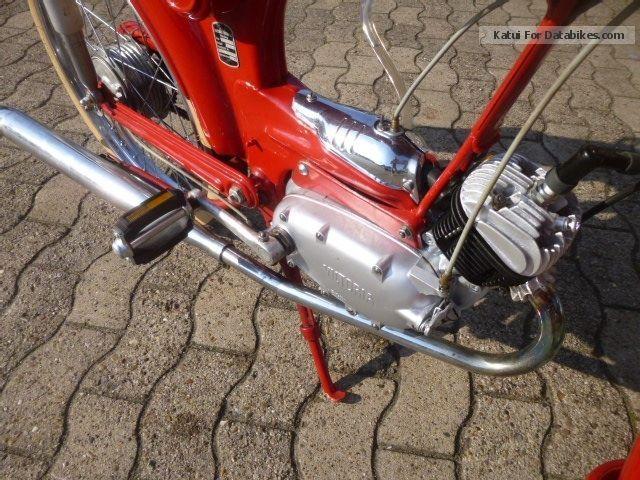 1960 Victoria Avanti 50cc