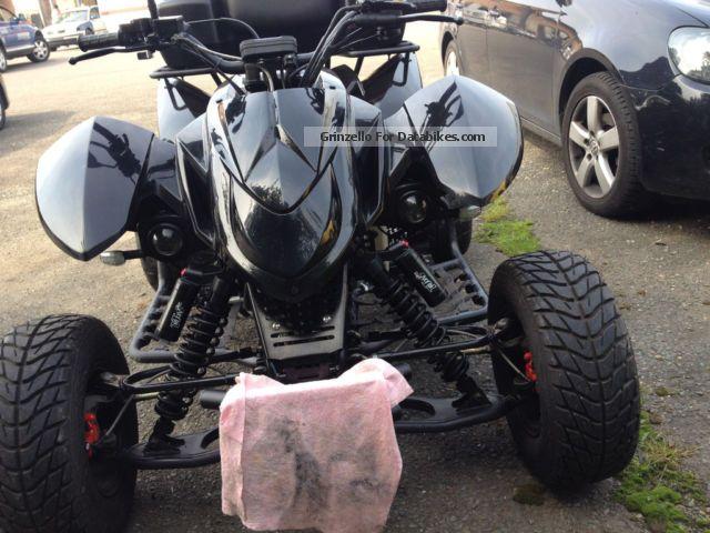 2012 Triton  Black Lizard Motorcycle Quad photo