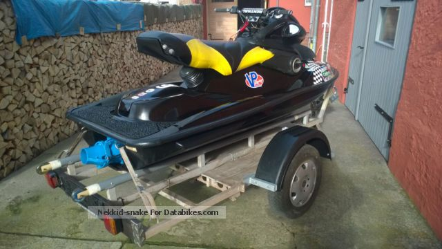 1999 BRP  Sea-Doo XP Limited 951 jet ski Motorcycle Other photo
