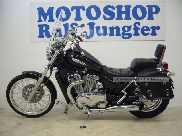 1995 SMC  VS 800 Intruder Motorcycle Chopper/Cruiser photo