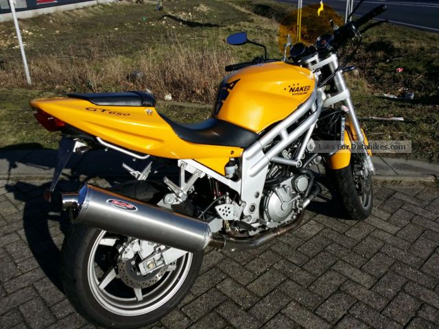 Hyosung Bikes and ATVs (With Pictures)