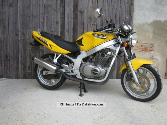 2000 Suzuki  GS 500 Motorcycle Motorcycle photo