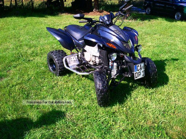 2014 Dinli  450 Motorcycle Quad photo
