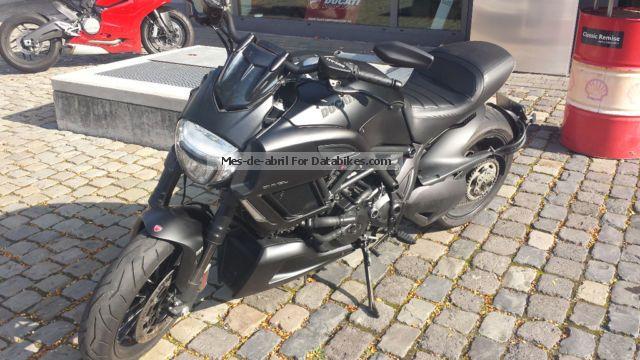 Ducati  Diavel Dark ABS 2014 Chopper/Cruiser photo