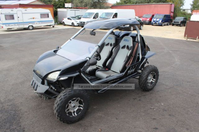 2012 Adly  Moto Minicar Buggy * winch * windshield * Motorcycle Other photo