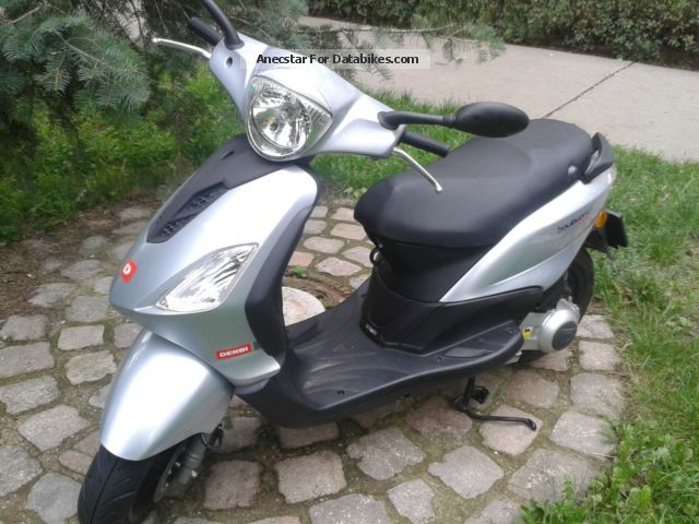 2014 Derbi  Boulevard 125 Motorcycle Scooter photo