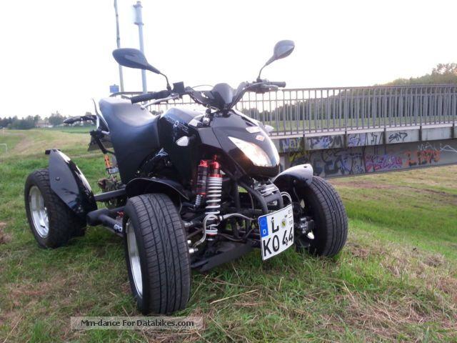 2010 Bashan  300 Motorcycle Quad photo