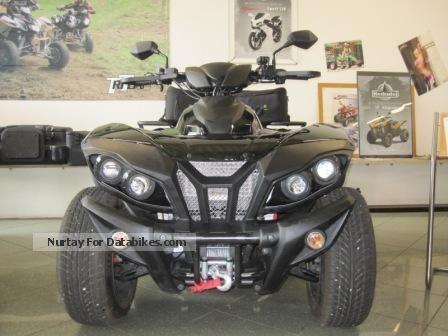 2013 Triton  700 Motorcycle Quad photo