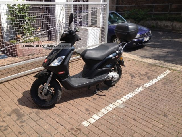 2009 Derbi  Bulevard Motorcycle Motor-assisted Bicycle/Small Moped photo