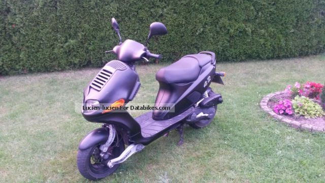 Italjet  Formula 125 2002 Scooter photo