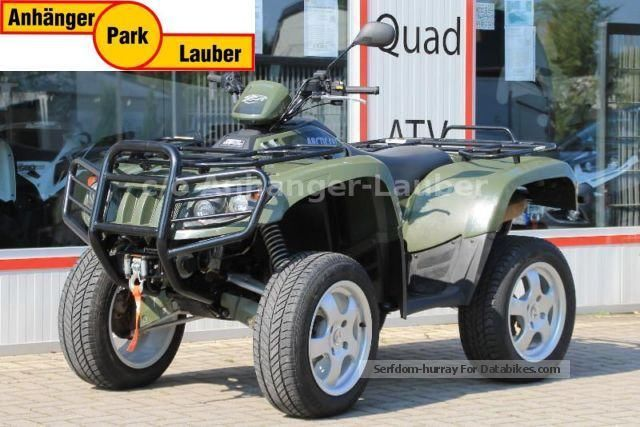2005 Arctic Cat  ATV 650 4x4 LOF Motorcycle Quad photo