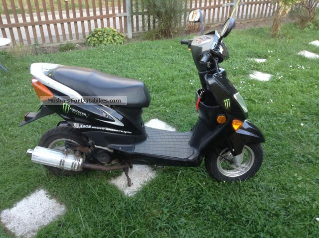 2009 Pegasus  S 50 with registration until February 2015 Motorcycle Scooter photo