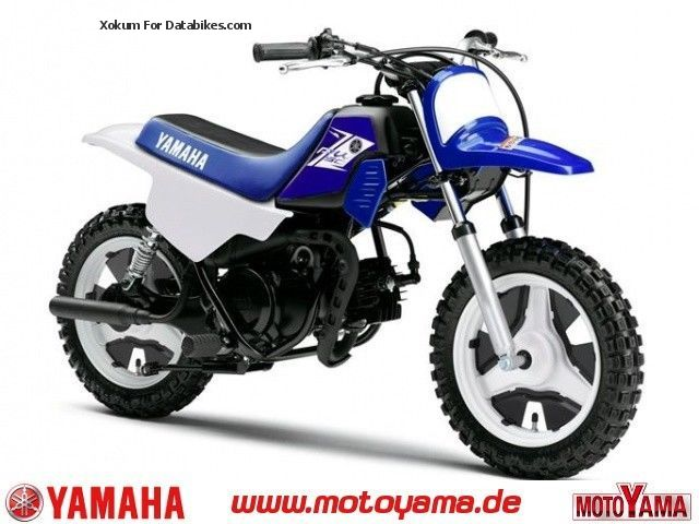 Yamaha  PW50, the original - the best kids motorbike - New 2012 Motorcycle photo
