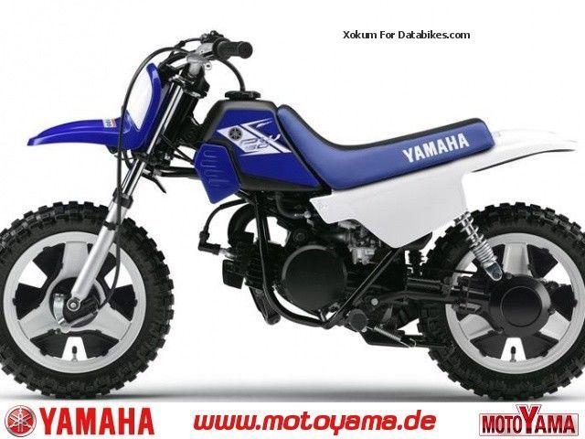 2012 Yamaha Pw50 The Original The Best Kids Motorbike New