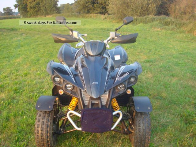 2011 TGB  525 Targa Motorcycle Quad photo