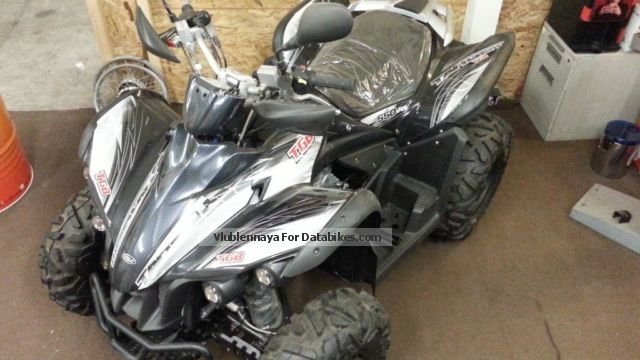 2014 TGB  Target 550 IRS 4x4 LOF Motorcycle Quad photo