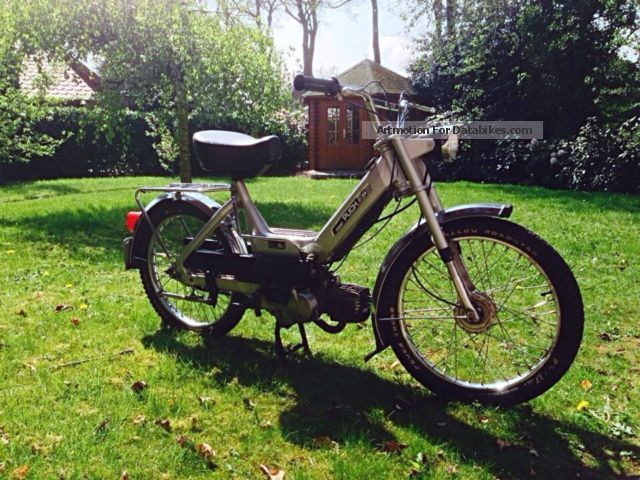Puch  Maxi N 1977 Vintage, Classic and Old Bikes photo