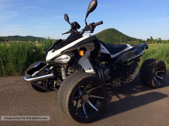 2011 Bashan  Haili SP307J Motorcycle Quad photo
