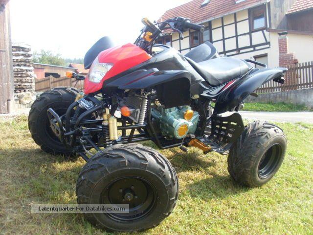 2007 Bashan  ATV 250S-11 Motorcycle Quad photo