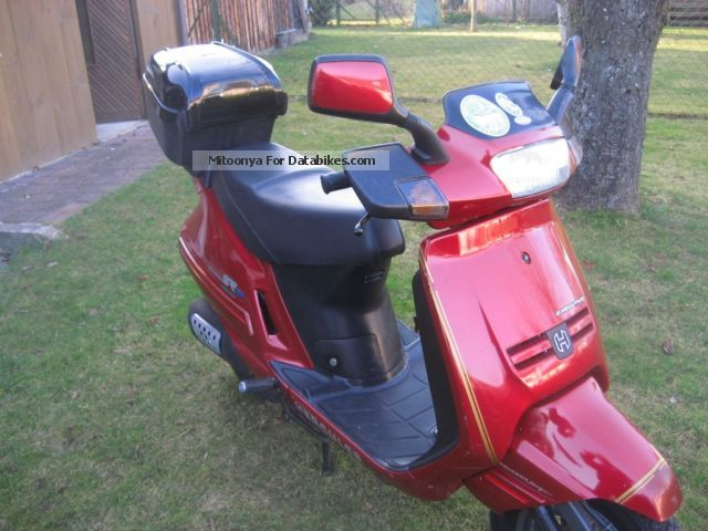 1996 Herkules  Roller SV 125 Motorcycle Scooter photo