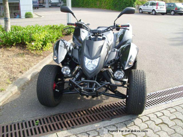 2014 Herkules  Hurricane 500 S Flat LOF & quot; Bargains & quot; Motorcycle Quad photo