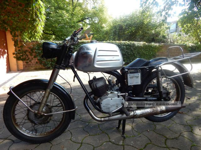 DKW  RT 125 TS 1970 Vintage, Classic and Old Bikes photo