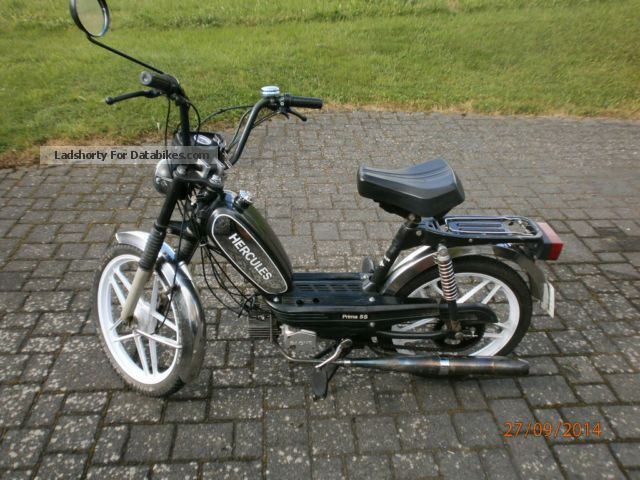 1992 Herkules  Prima 5 Motorcycle Motor-assisted Bicycle/Small Moped photo
