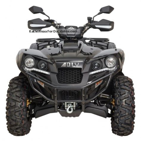 2012 Herkules  Conquest 600 & quot; TOP & quot; LOF-approval Motorcycle Quad photo