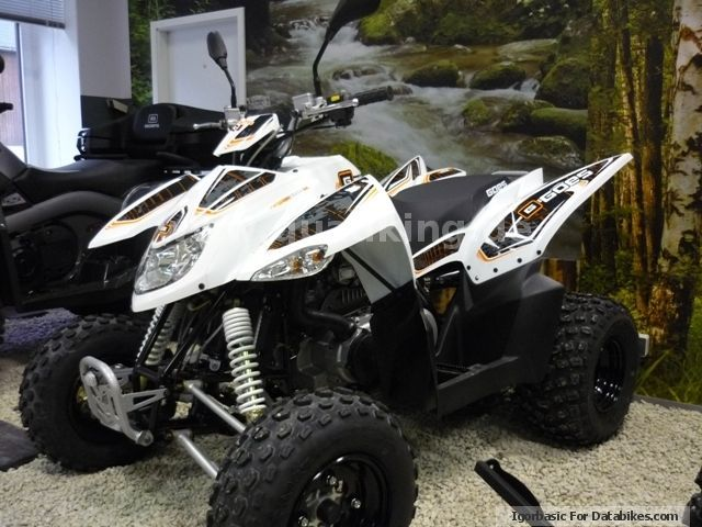 2012 GOES  G 300S Motorcycle Quad photo