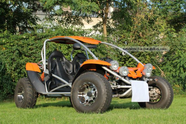 2007 PGO  BUGRACER 500 LOF approval 39 PS Motorcycle Other photo