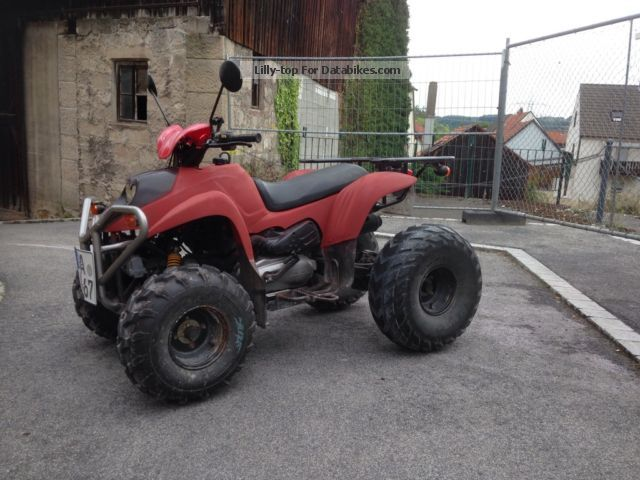 2003 PGO  Motive Power XR 150 11ps Motorcycle Quad photo