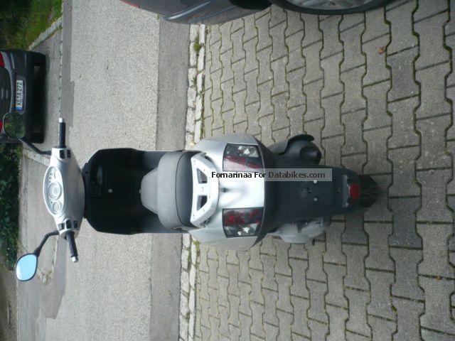 2001 Italjet  JK Motorcycle Scooter photo