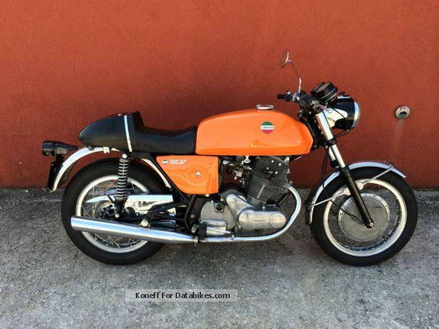 2014 Laverda  750 SF Motorcycle Motorcycle photo