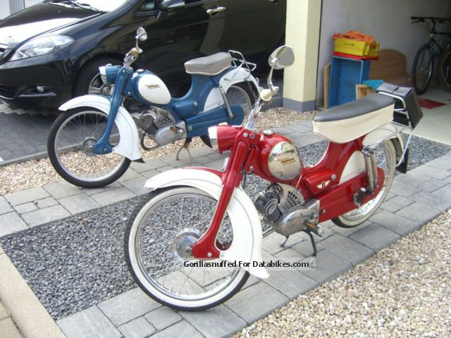 Zundapp  Zündapp Combinette 1959 Vintage, Classic and Old Bikes photo