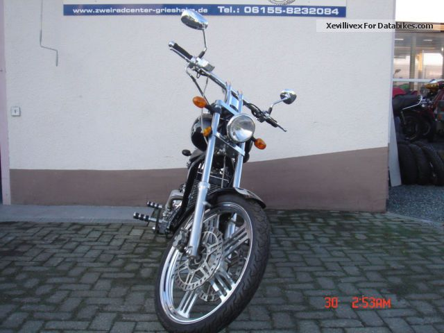 2009 WMI  Raptor 125 Motorcycle Chopper/Cruiser photo