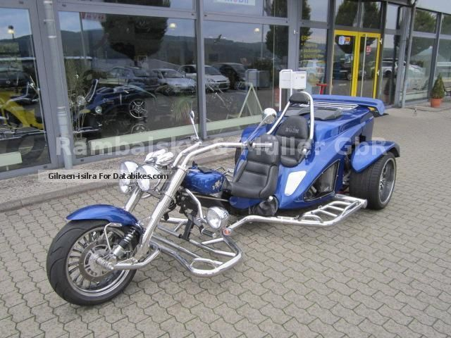 2014 Boom  Mustang Thunderbird Motorcycle Trike photo