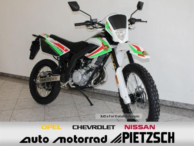2014 Motobi  MISANO 50 Sport SX ACTION Motorcycle Motor-assisted Bicycle/Small Moped photo