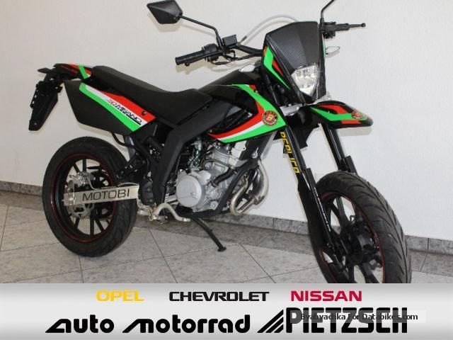 2014 Motobi  MISANO 50 Sport SM Supermoto ACTION Motorcycle Motor-assisted Bicycle/Small Moped photo