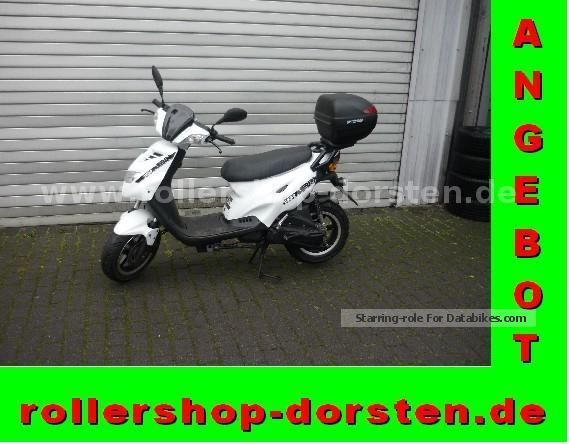 2014 Explorer  Spin 50 Motorcycle Scooter photo