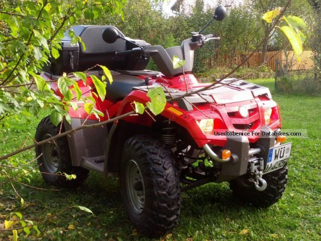 2004 Can Am  Outlander 330 Motorcycle Quad photo