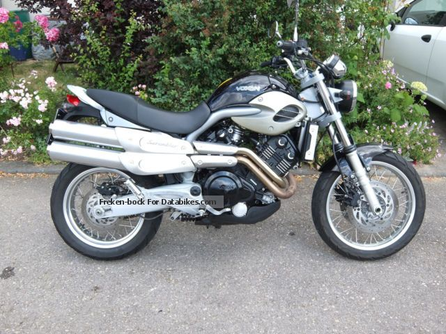 2002 Voxan  Scrambler 1000 V20301 Motorcycle Naked Bike photo