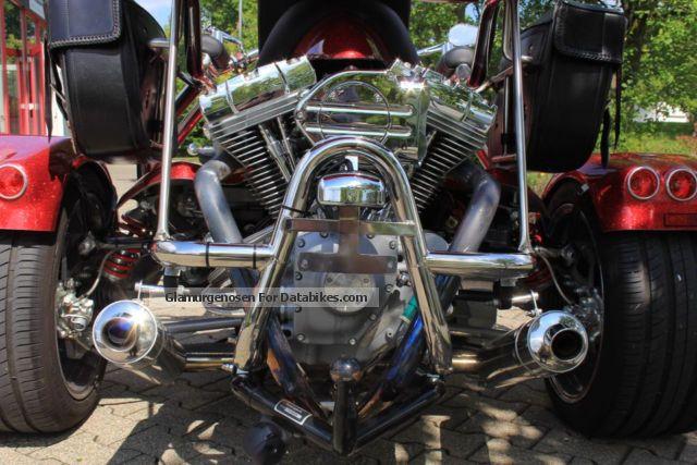 2012 Rewaco  FX6 86 PS Motorcycle Trike photo