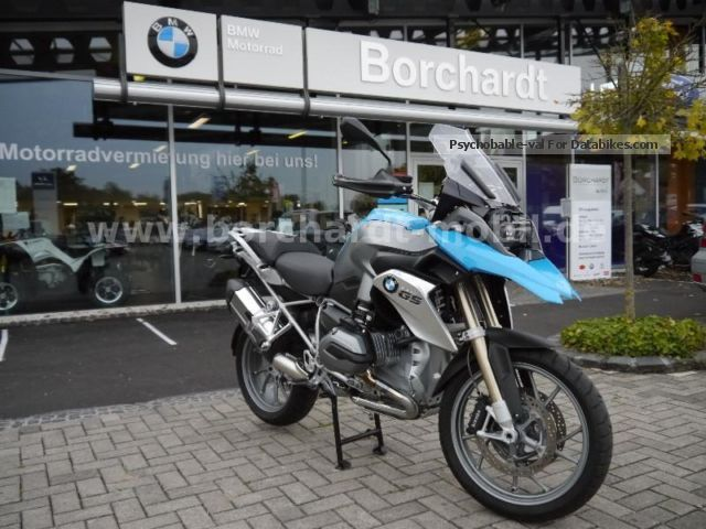 2014 BMW  R1200 GS Dynamic, Comfort & amp; Touring Package, Motorcycle Motorcycle photo